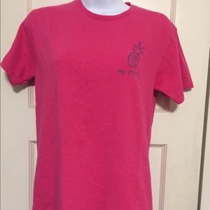 5 for $25 MG Palmer Pink Tee